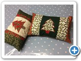 BSRchristmas cushions gallery